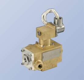 V13300 4-way Pilot Operated Solenoid Valve