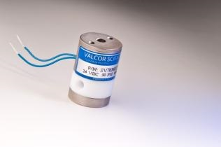 SV76 2-way Normally Open Diaphragm Isolation Construction