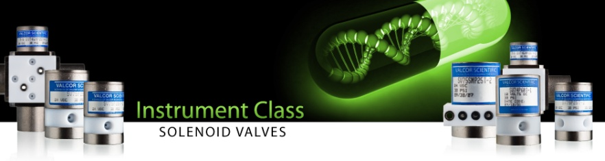 Instrument Class Solenoid Valves