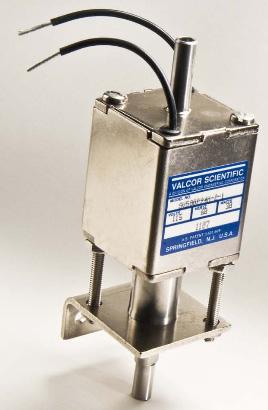 sv500 dispensing pump - solenoid operated