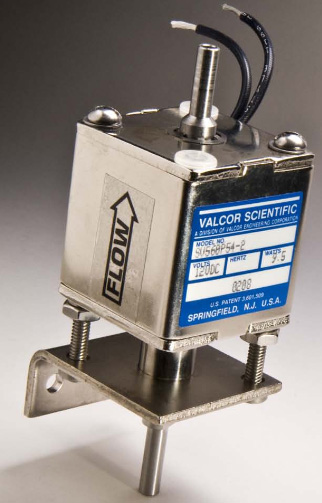 sv 560 precision dispensing pump - solenoid operated