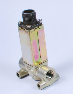 v5000 2-Way Normally Open or Normally Closed Fuel Shut-Off Solenoid Valve