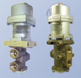 Air Pilot Operated Solenoid Valve 70900-39