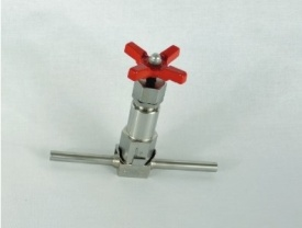 V522-7010 2-way Packed Stem Needle Valve