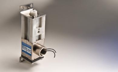 SV653 Isolation Diaphragm Precision Dispensing Pump - Solenoid Operated