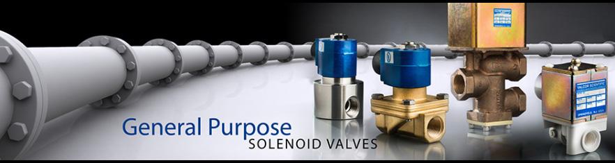 General Purpose Solenoid Valves