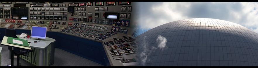 Nuclear Control Room | Valcor Nuclear