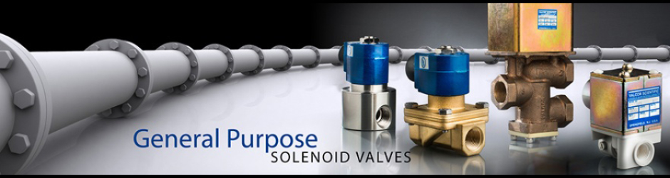 General Purpose Solenoid Valves
